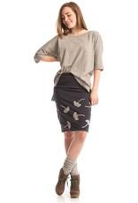Synergy Clothing Reversible Tube Skirt