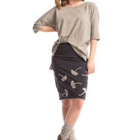 Synergy Clothing Reversible Tube Skirt