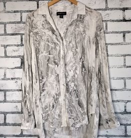Fifteen Twenty Marble Blouse