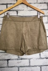 I Love Tyler Madison Suede Short