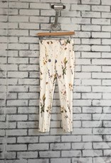 I Love Tyler Madison Floral Techno Stretch Pant