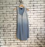 Fifteen Twenty Frayed Shirt Dress