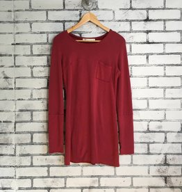 LVR Long Sleeve Pocket Tunic w/ Thumbholes