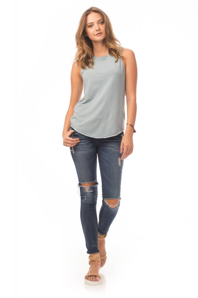 Synergy Clothing Crescent Moon Top