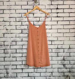 Project Social T Button Up Dress
