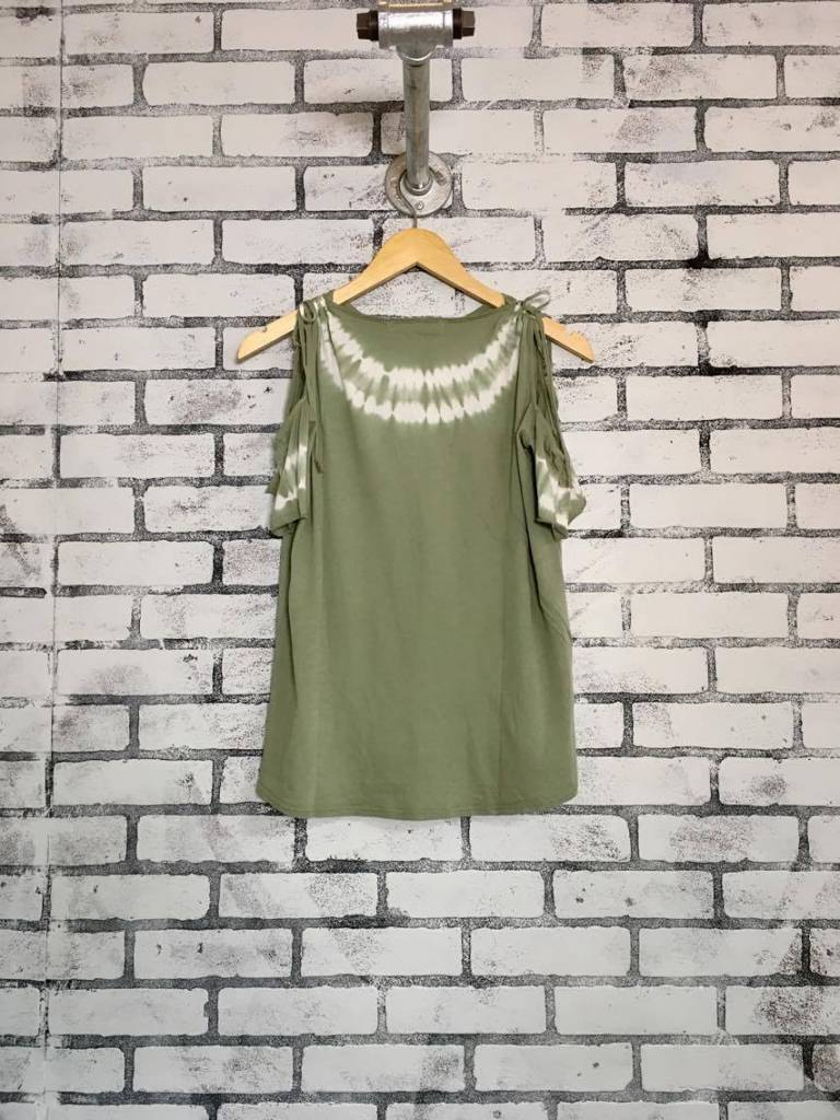 Project Social T Kallen Cold Shoulder Tee