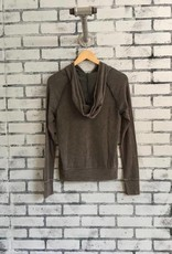 Project Social T Dakota Washed Thermal Hoodie