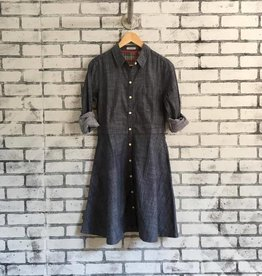 Toad & Co. Chambray Shirt Dress