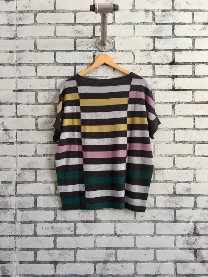Thought Clothing Nokori Striped Sweater