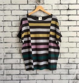 Thought Clothing Nokori Striped Sweater