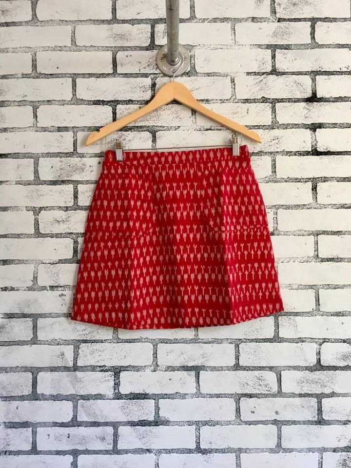 Mata Traders Pendleton Skirt