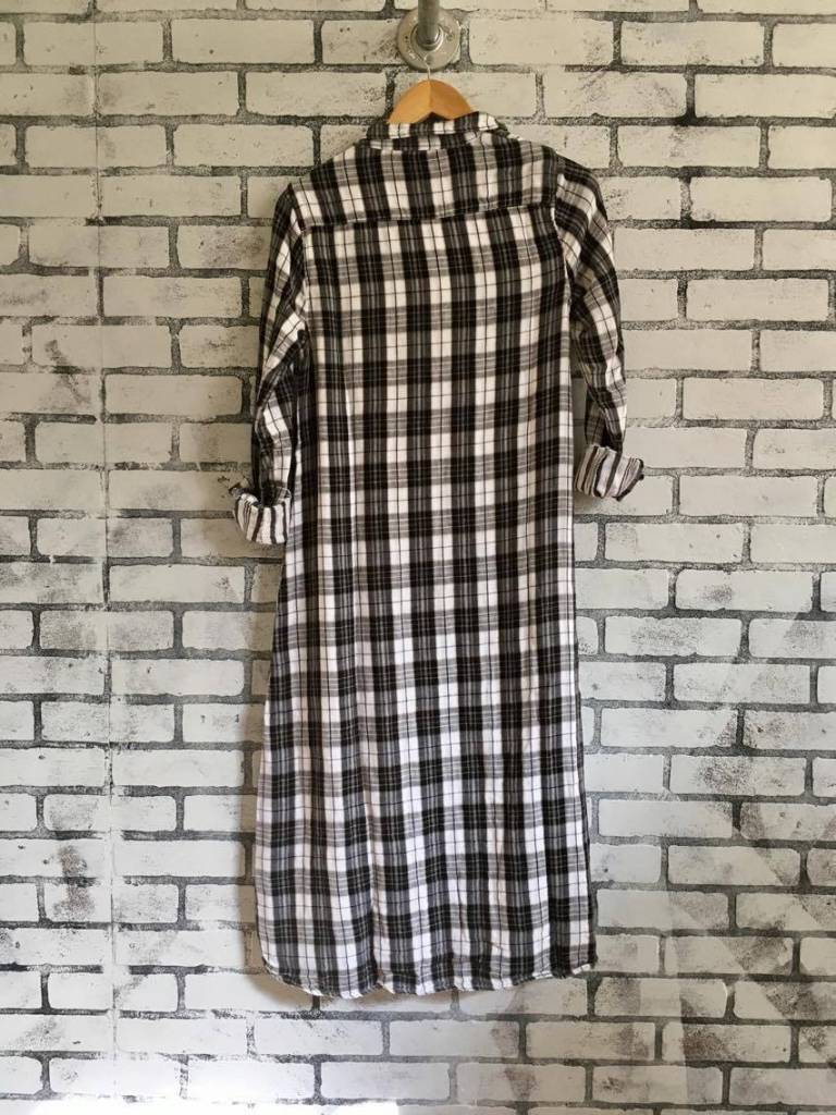 CP Shades Button Down Maxi