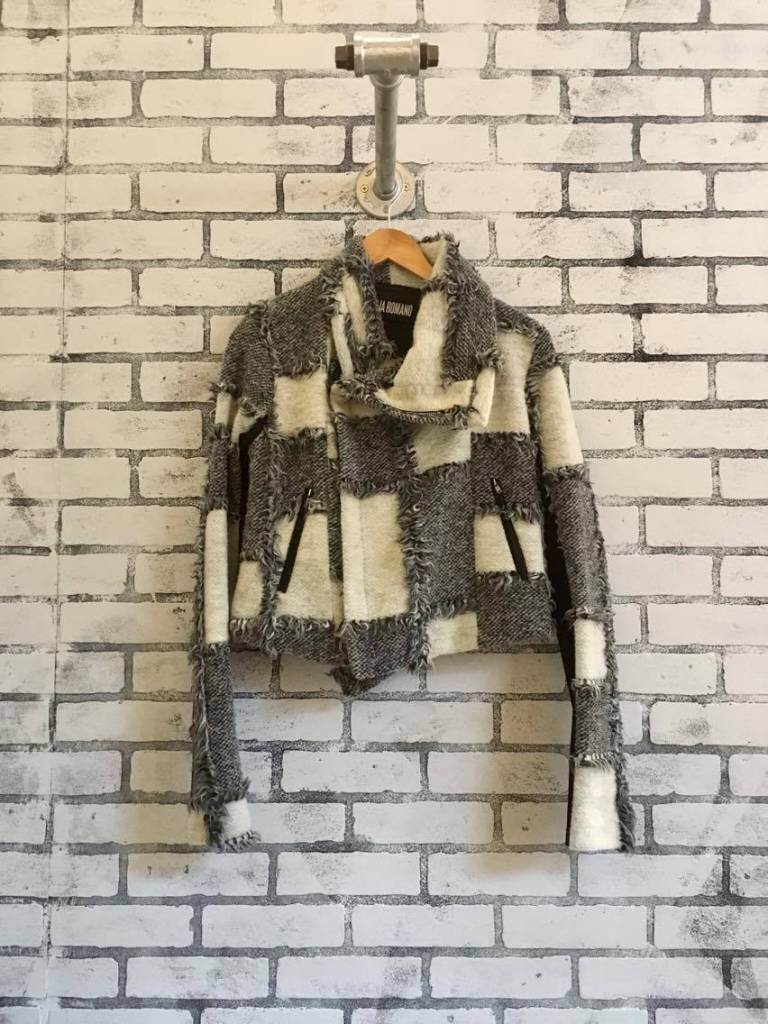 Natalia Romano Brooklyn Jacket