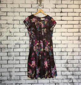 Vermeer Floral Tencel Dress