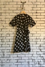 Global Mamas Global Mamas Wrap Dress