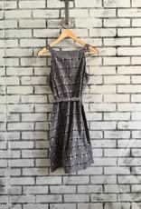 Passion Lilie Chambray Ikat Shift Dress