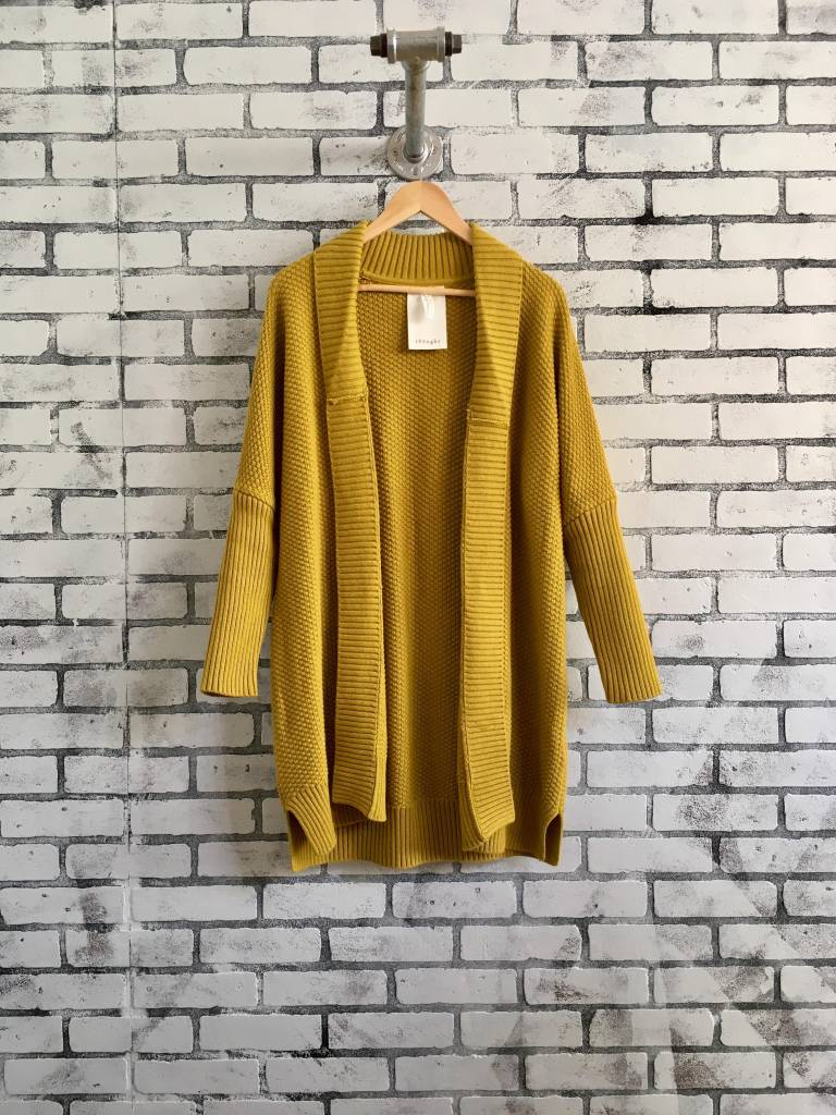 Thought Clothing Lorca Chunky Knit Cardi
