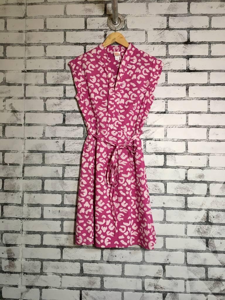 Global Mamas Atiwa Retro Dress