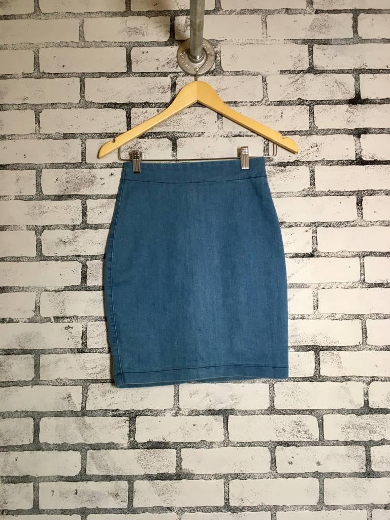 Prairie Underground Mini Microline Skirt