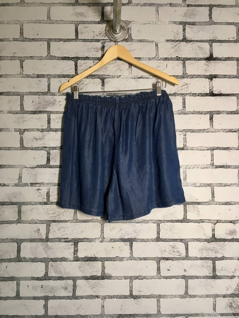 Thought Clothing Meena Paperbag Waist Shorts