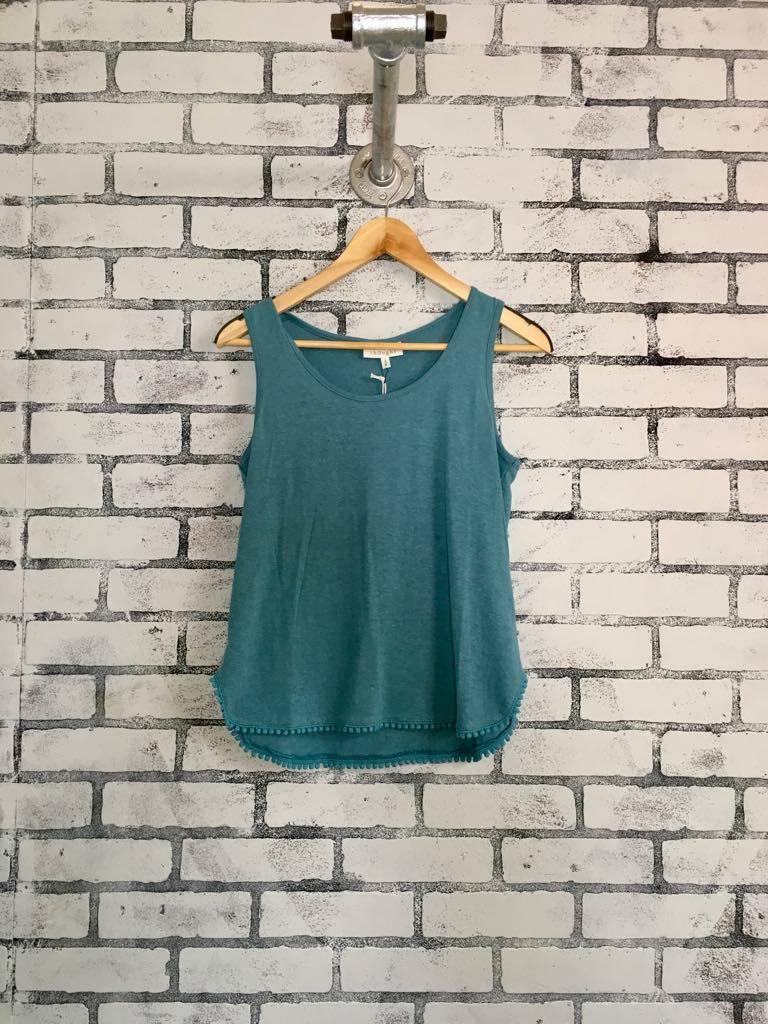 Thought Clothing Helina Pom Pom Tank