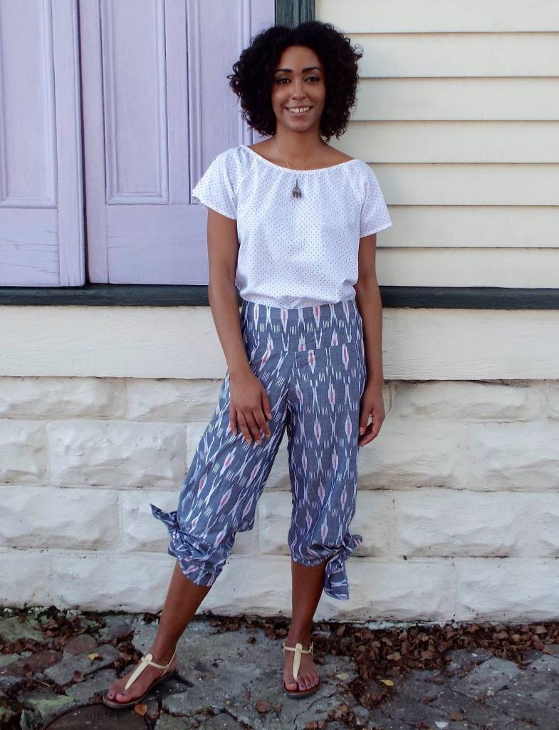 Passion Lilie Spinnaker Pants