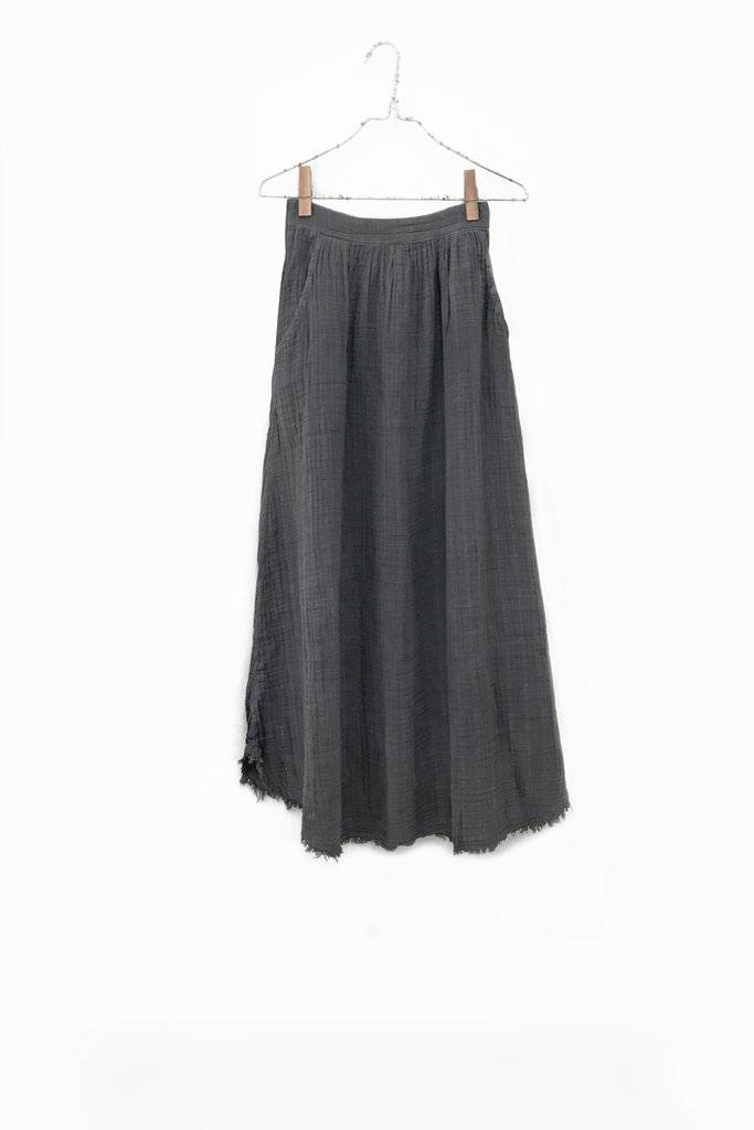 It is Well LA Full Frayed Skirt