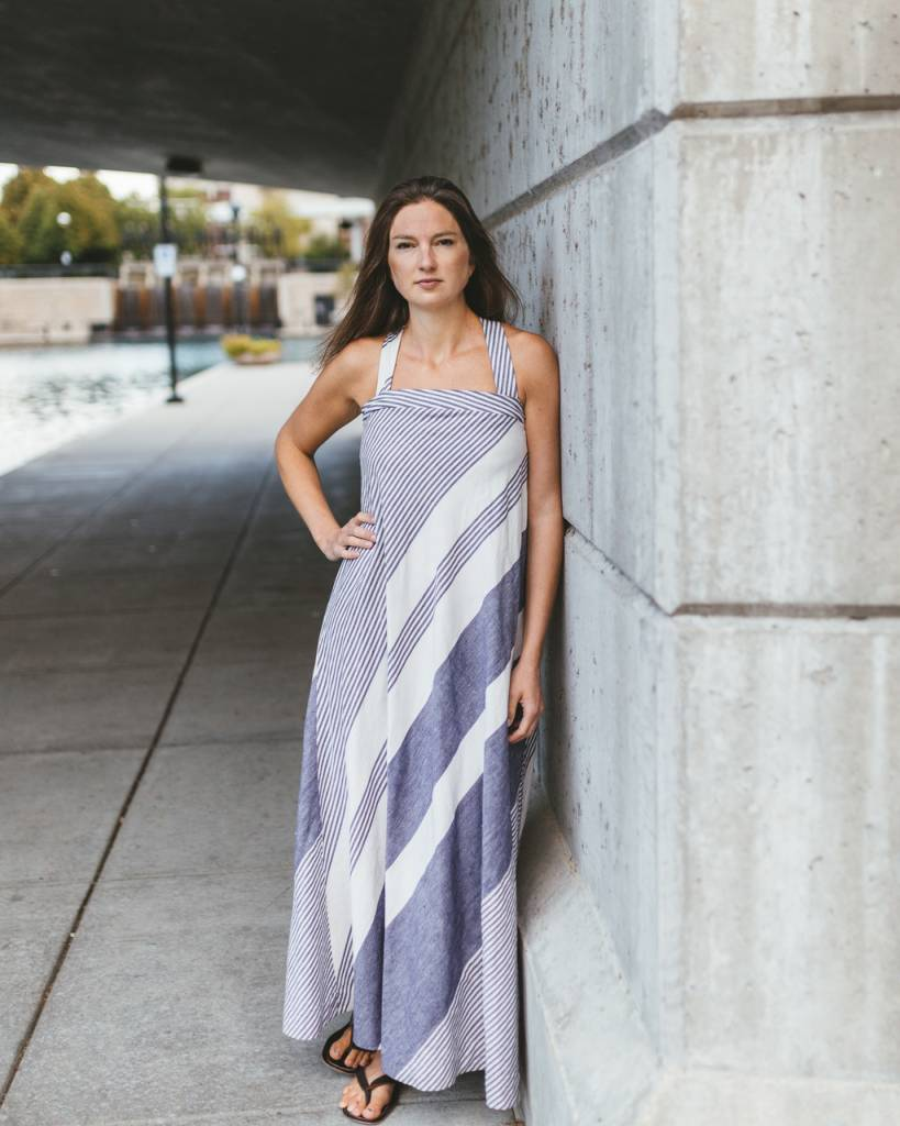 Liz Alig Juli Maxi Dress