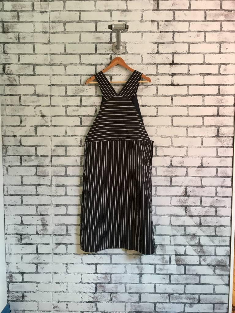 Mindy Pinafore Dress