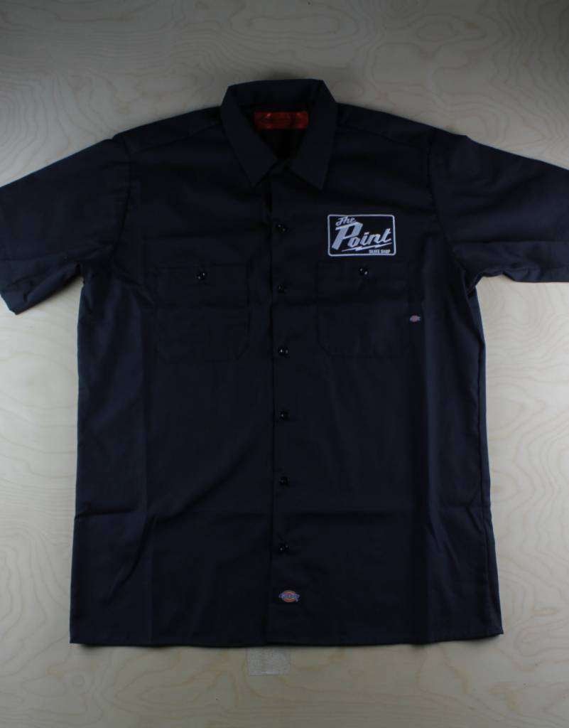 Printed Dickies Work Shirts Cotswold Hire
