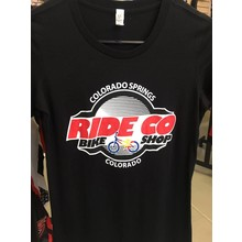 RideCo Tee Shirt Womens