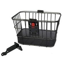 EVO INV EVO, E-Cargo QR Dual Mesh, Basket, Black