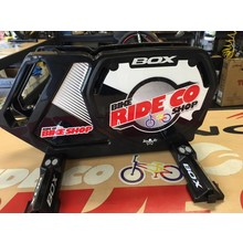 RideCo bike stand decal
