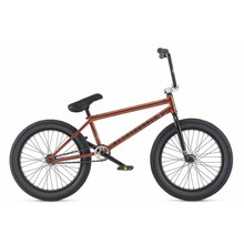 """We The People We The People Crysis Freecoaster 20"""" 2017 Complete BMX Bike 21"""" Top Tube Glossy Metallic Copper"""