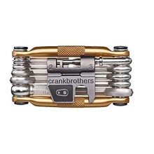Crank Brothers Crank Brothers Multi-17 Tool: Gold