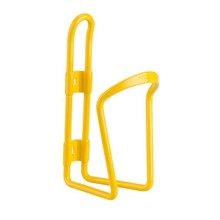 MSW MSW AC-100 Alloy Water Bottle Cage 6mm rod Yellow