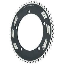 """FSA (Full Speed Ahead) INV FSA Pro Track 48t x144mm Black Chainring 1/2""""x1/8"""""""
