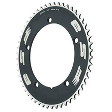 "FSA (Full Speed Ahead) FSA Pro Track 51t x144mm Black Chainring 1/2""x1/8"""