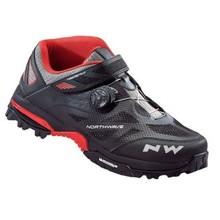 Northwave Northwave Enduro Mid MTB Shoes Red Black