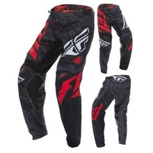 FLY FLY KINETIC PANT BLK/RED RELAPSE
