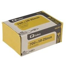 Q-Tubes Q-Tubes Value Series Tube with 48mm Presta Valve: 700c x 18-25mm