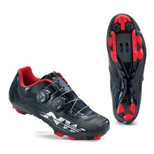Northwave Blaze Plus, MTB Shoes, Black/White/Red, 44