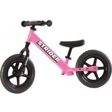 Strider Sports 12 Sport Kids Balance Bike: Pink