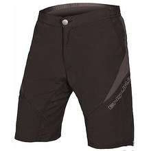 ENDURA CAIRN SHORTS, (MESH DROP LINER, 200 SERIES PAD)