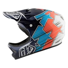 Troy Lee Designs INV D2 FUSION BLUE MD/LG