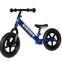 Strider Sports Strider 12 Sport Kids Balance Bike: Blue