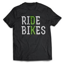 "DK Bikes DK ""Ride Bikes"" Tee S/Black"