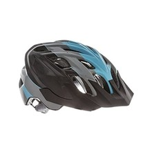 Kali Protectives INV Kali Protectives Chakra Youth Helmet: Sublime Black/Blue One Size
