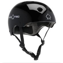Pro-tec INV Pro-Tec Classic Helmet: Gloss Black, MD