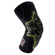 G-Form Pro-X Youth Elbow Pads: Black/Yellow SM/MD